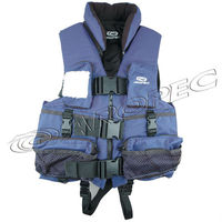 Men's Fishing Life Vest (USCG Approved)