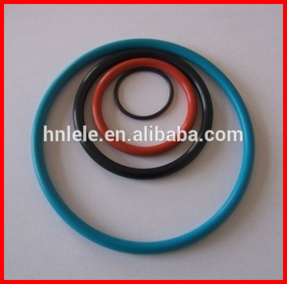 customized silicon rubber o ring