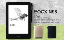 BOOX N96 ML e-ink ebook ereader 9.7 inch with audio device