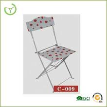 Metal folding chairs- coffee shop & restaurant use for sale