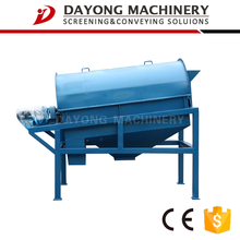High Screening Efficience mobile rotary trommel screen