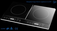 Two burner induction kitchen appliances FYM35-S01