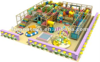Naughty Castle Indoor Playground