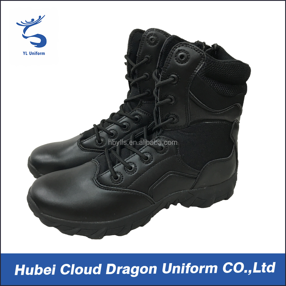 Mens swat hiking boots tactical combat saudi arabia military boots