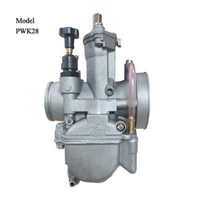 OKO Keihin PWK KOSO Carburetor 28mm with Power Jet CARB for RACING Scooter