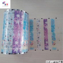 cartoon film wholesale yiwu heat transfer film snow transfer film for pencil