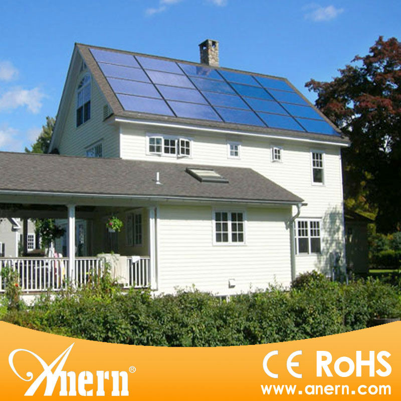 The latest design anern 3kw working model of solar system