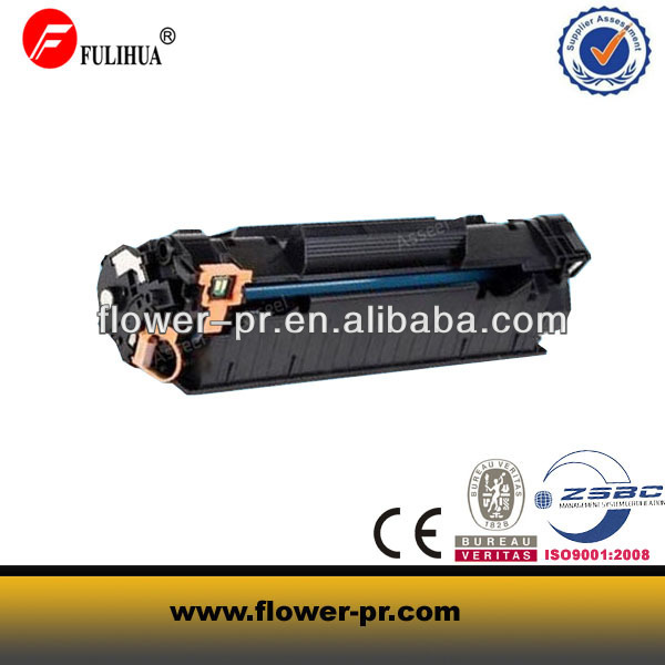 compatible laser toner cartridge HP 435/436/278/285 with chip for printer HP P1005/P1006