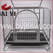 Most Popular Small Aluminum Folding Dog Cage And Heavy Duty Dog Crate