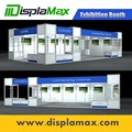 Chinese wholesalers trade show booth design exhibition display customized exhibition booth