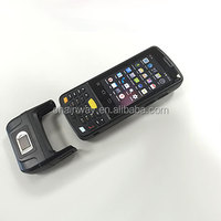 Android 4.4.2 Handheld Fingerprint reader Terminal with Cortex-A7 1.3GHz Quad Core,Optiona Camera,Barcode,RFID