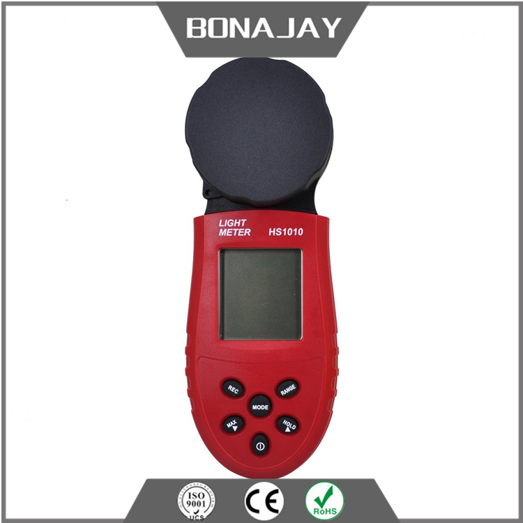 Professional digital light meter Lux HS1010