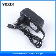 micro usb charger for samsung /Motorola /Nokia /blackberry /Wall Charger adapter with cable super fast mobile phone charger
