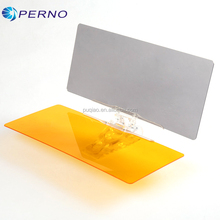 Car Black Sun Visor.Universal Auto Car Flip Down Shield Sun Visor