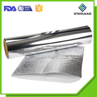 Aluminum PET Film Laminated With PE, Metalize PE Film With Good Offer