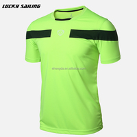 Custom Sublimation Printing Men Wholesale Blank Soccer Jersey