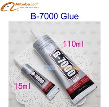110ml+ 15ml Multipurpose adhesive B7000 DIY Tool cellphone LCD Touch Screen middle Frame housing B-7000 Glue