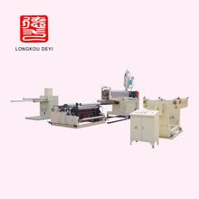 food packaging aluminum foil pe extrusion coating laminating machine