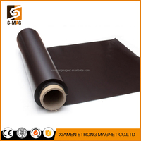 Chinese supplier customized permanent power rubber magnet