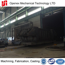Fabrication Of Steel Works Heavy Metal Works