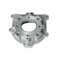 Chinese Supplier CNC Aluminum Casting Auto