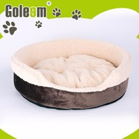 High Quality China Factory Wood Pet Dog Bed