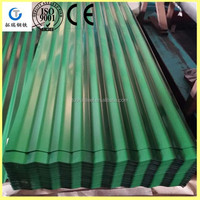 Prepainted galvanized steel coil corrugated metal roofing sheet