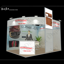 New Product <strong>Trade</strong> Show Booth Led Letter Sign and Company Logo Tradeshow Display and Exhibition Stand