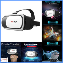 Hot! 2016 Good Price Adjudtable Vr Box 2.0 Version Virtual Reality 3D Glasses for Smartphone