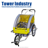 High Quality Pet Bike Trailer Bicycle Trailer