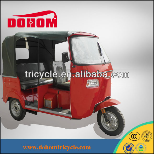 DOHOM 200CC passenger bajaj three wheel motorcycle