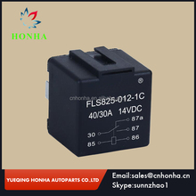 automotive spare part jd1914 12v 30a 40a volvo truck relay