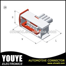 auto connector 4P male