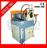 Manual feeding stainless pipe chamfer machine/stainless tube chamfer machine