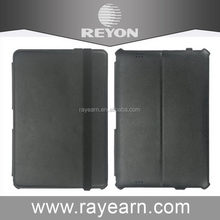 Most popular hot sale custom made leather case for tablet pc