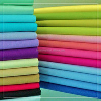 Solid Dyed polyester Cotton Fabric Woven Cloth