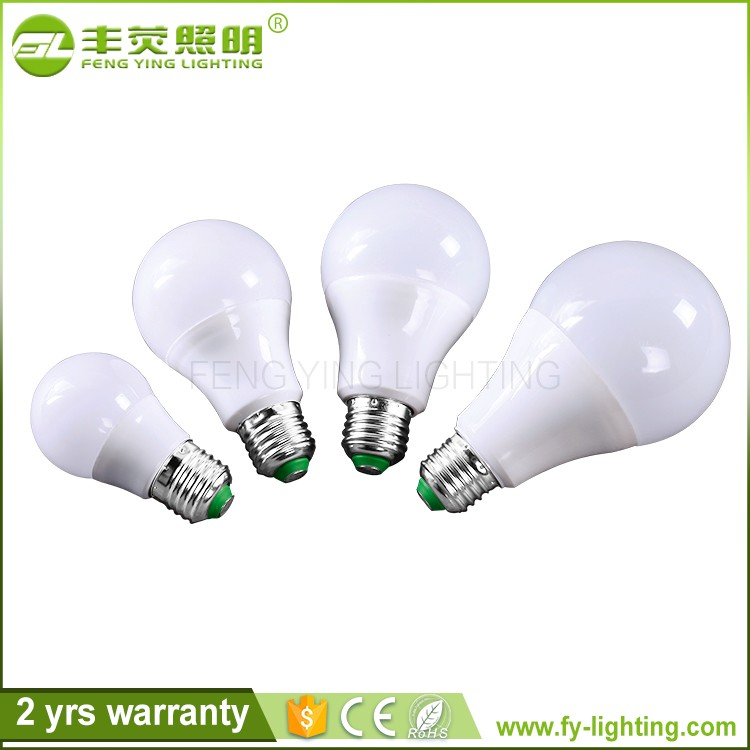 2017 Hot Sale Customized light bulbs e27 13 watt
