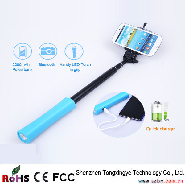 Selfie Sticks with Bluetooth Wireless, Extendable Selfie Stick, Phone Camera Wireless Bluetooth Selfie Monopod