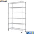 Stainless steel wire shelving The high quality wire shelving 6-tier SUS304 wire rack