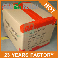 Single Sided Adhesive Side and Offer Printing Design Printing packing paper tape