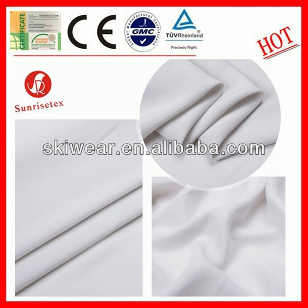 wholesale antistatic coral satin fabric supplier