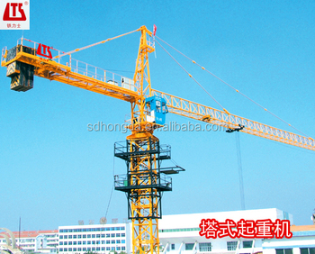 5T China Made Construction tower crane with CE/CCC/ISO9001 certificate