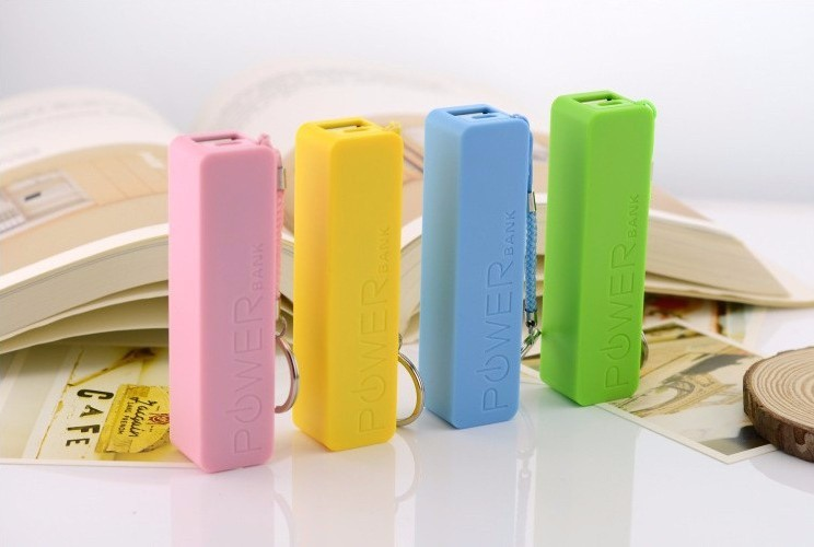 Mass Supply Neutral Colorful Power Bank New