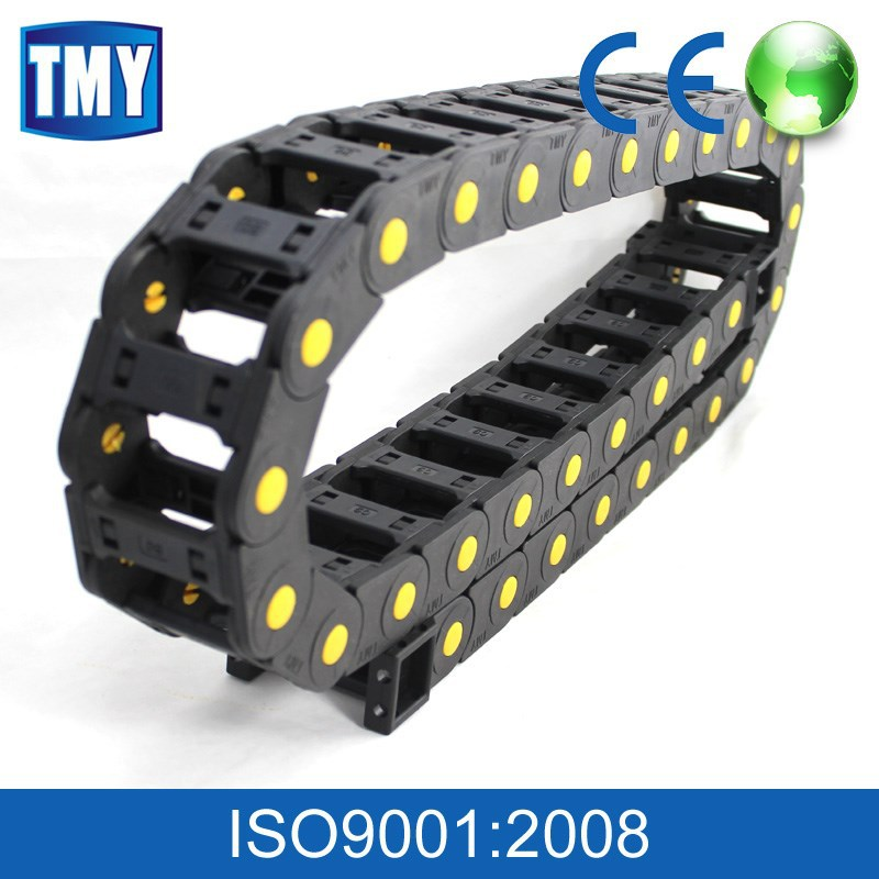 Enclosed Robot Cable Towling Industrial Drag chain