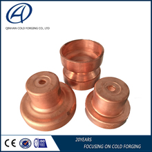Thin wall electrical copper metal spinning,electrical spinning parts for switchgear