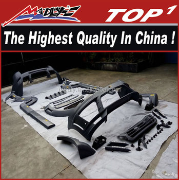 Wide body kit for 2014-2015 Range Rover Sport body kit LM style for Land rover sport wide auto part