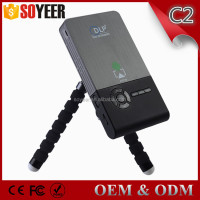Soyeer C2 Led Mini Pocket Projector For Iphone 5 Mini Handy Projector
