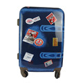 Classic Mickey Mouse Pattern Luggage ABS PC Travel Luggage Bags