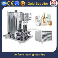 Perfume mixing machine