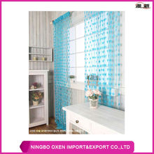 Polyester Thread Window Curtain